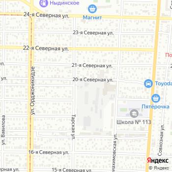 Pulver на Яндекс.Картах