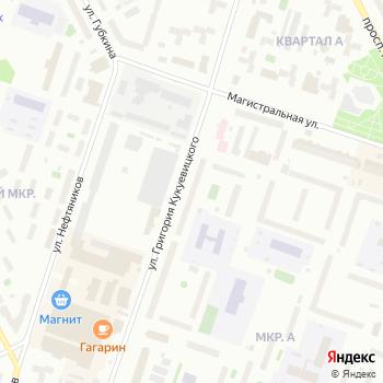 Почта с индексом 628413 на Яндекс.Картах