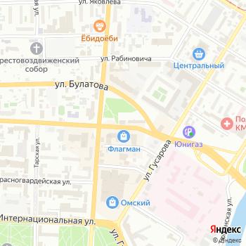 ЭТАЛОН на Яндекс.Картах
