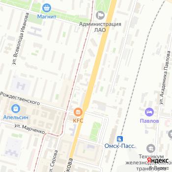 А3 на Яндекс.Картах