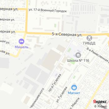 Омскзаборстрой на Яндекс.Картах