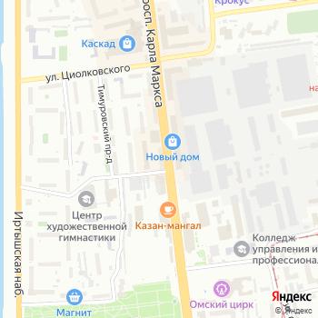 Ноутлэнд на Яндекс.Картах