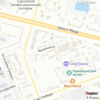 Троя на Яндекс.Картах