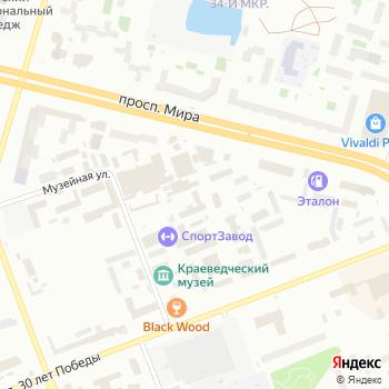Лев на Яндекс.Картах