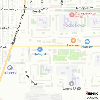 Старт-премьер на Яндекс.Картах