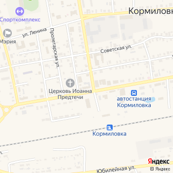 Почта с индексом 646970 на Яндекс.Картах