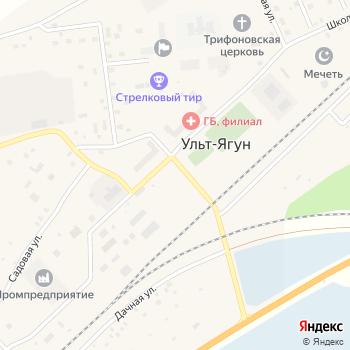 Почта с индексом 628430 на Яндекс.Картах