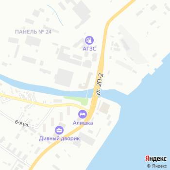 Армпласт на Яндекс.Картах