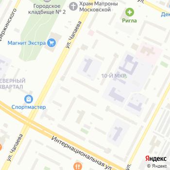 Код на Яндекс.Картах
