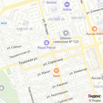 Алшын на Яндекс.Картах