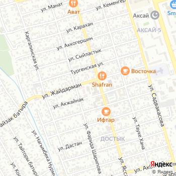 555 на Яндекс.Картах