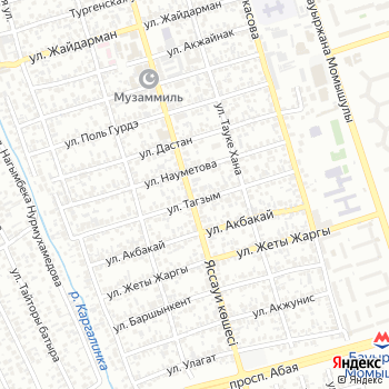 Лагманхана на Яндекс.Картах