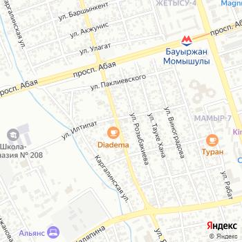 Малика на Яндекс.Картах