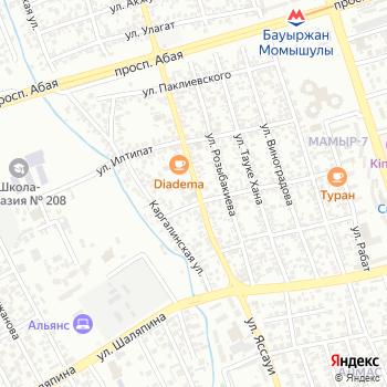 Или на Яндекс.Картах