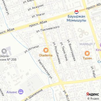 Сумали на Яндекс.Картах