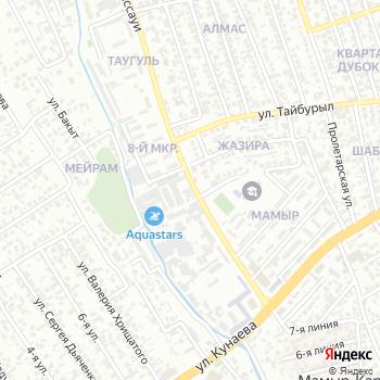 Анес на Яндекс.Картах