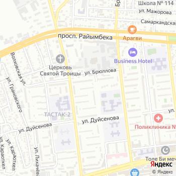 Почта с индексом 614023 на Яндекс.Картах