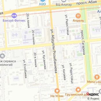 Беккер и К на Яндекс.Картах