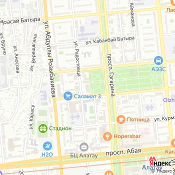 МАНГУСТ на Яндекс.Картах