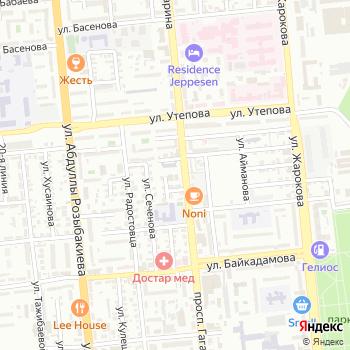 Green Service на Яндекс.Картах
