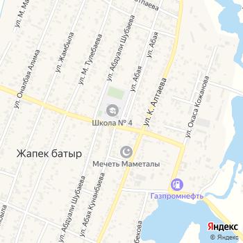 Ажархан на Яндекс.Картах