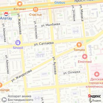 Amira на Яндекс.Картах