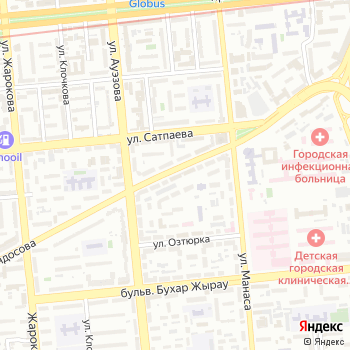 Билком 33 на Яндекс.Картах