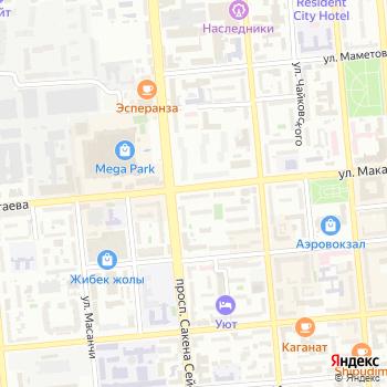 Глобус на Яндекс.Картах