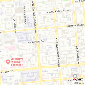 Тамаша на Яндекс.Картах