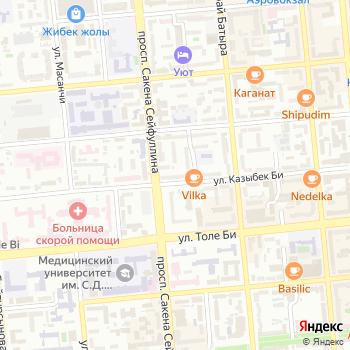 Mar.Co на Яндекс.Картах