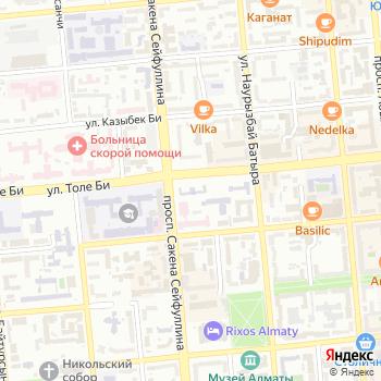Арсенал на Яндекс.Картах