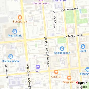 GRANDIOSE на Яндекс.Картах