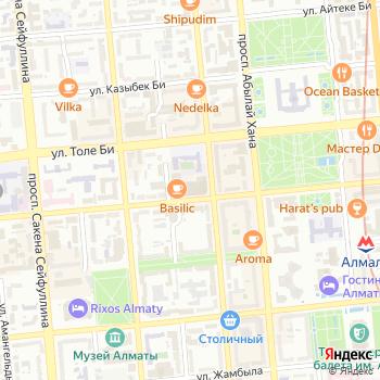 BMG Almaty на Яндекс.Картах