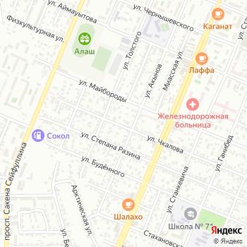 Почта с индексом 150031 на Яндекс.Картах