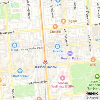 Почта с индексом 614007 на Яндекс.Картах