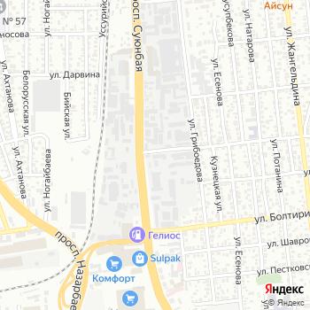 Астрон на Яндекс.Картах