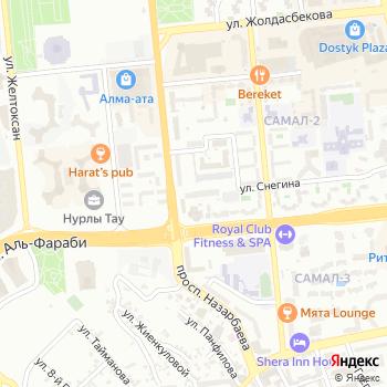 Tiffany Plaza на Яндекс.Картах
