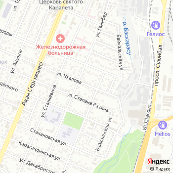 Почта с индексом 614064 на Яндекс.Картах