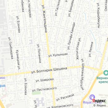 Почта с индексом 445012 на Яндекс.Картах