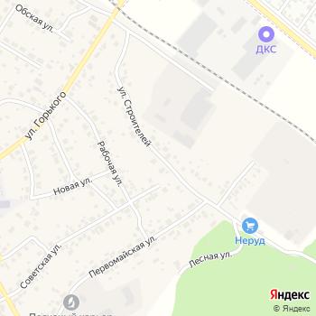 Почта с индексом 630055 на Яндекс.Картах