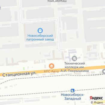 Рособоронзаказ на Яндекс.Картах