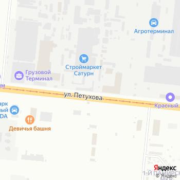 Автотехнологии на Яндекс.Картах