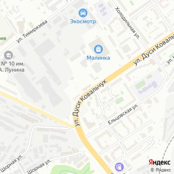 Баупласт на Яндекс.Картах