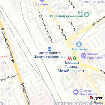 Тэта-Квант на Яндекс.Картах