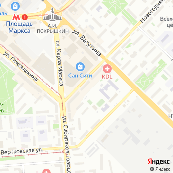 Спарк-Авто на Яндекс.Картах