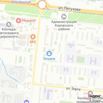 Манжари на Яндекс.Картах