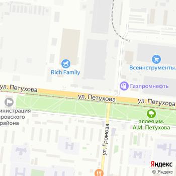 Стекломастер на Яндекс.Картах
