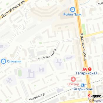 КОТЭС-Сибирь на Яндекс.Картах