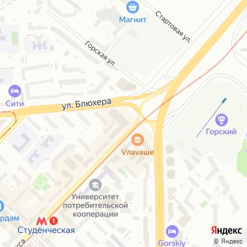 Ивекон на Яндекс.Картах