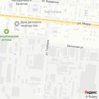 Сибстрой на Яндекс.Картах